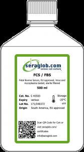 Fetal Bovine Serum S 40500